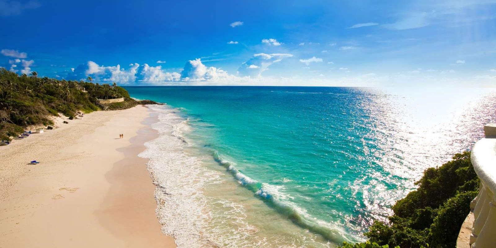 Crane Beach, East Coast Barbados