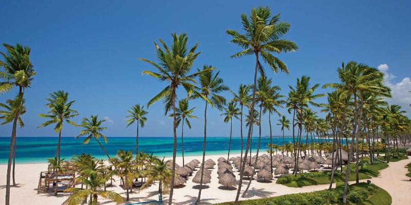 Dreams Royal Beach Punta Cana to start us off...