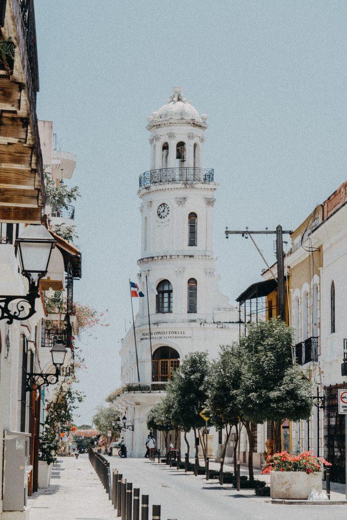 The City of Santo Domingo