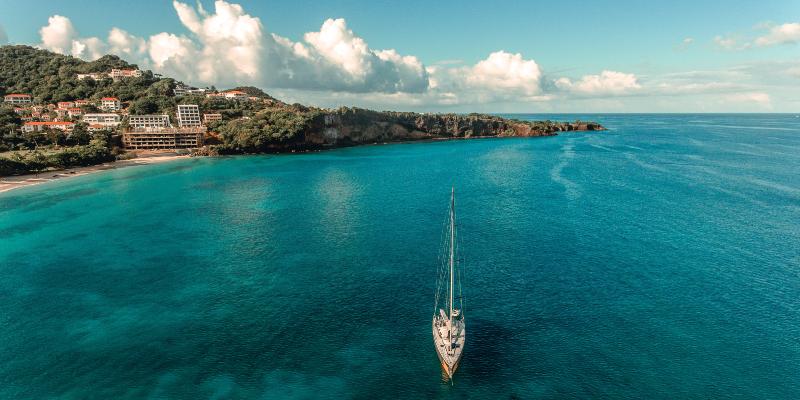 Grenada's Beautiful Ocean