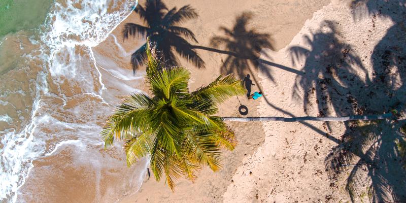 Grenada and it's beautiful beaches