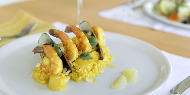 A Fantastic Seafood Dish