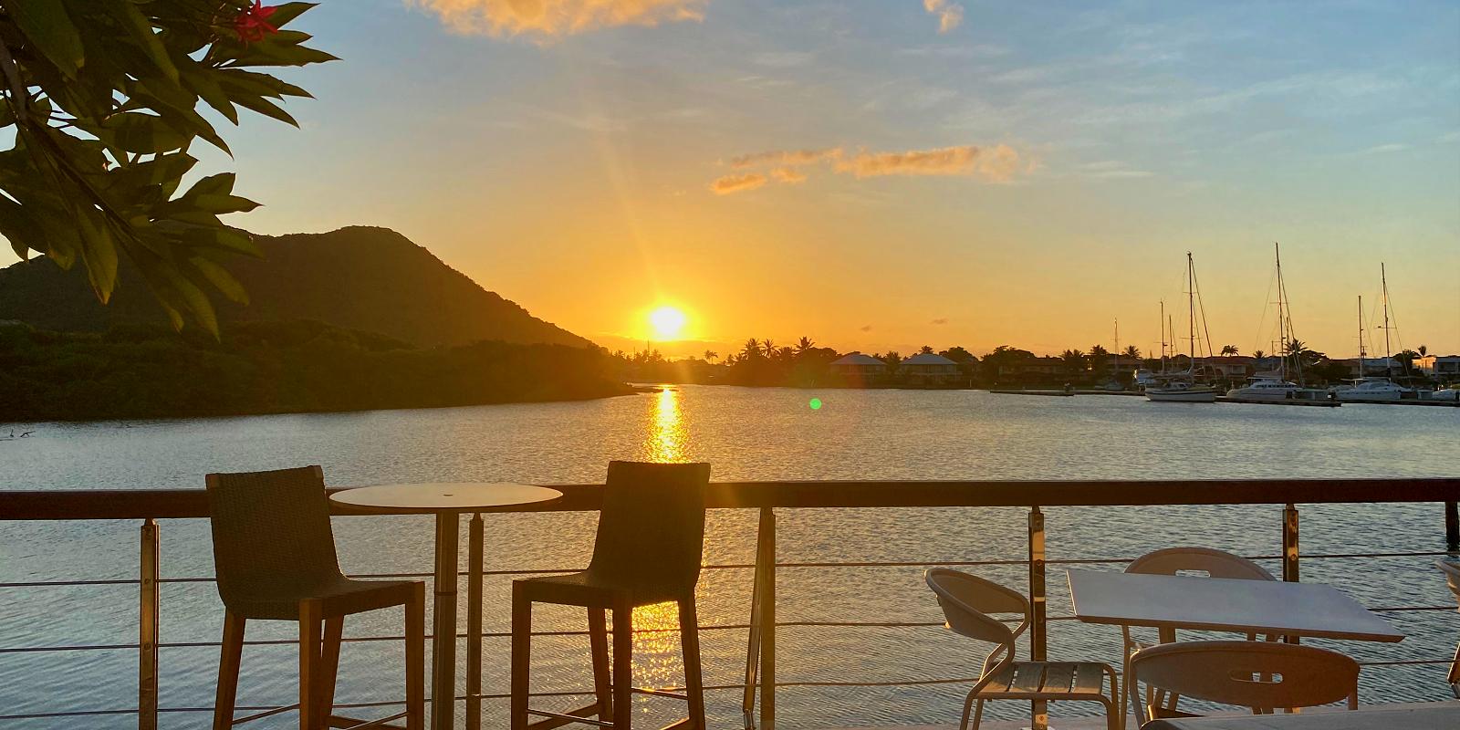 Travel blog: A Getaway to Harbor Club, St Lucia: By Chairman's Club Member Steve Thomas