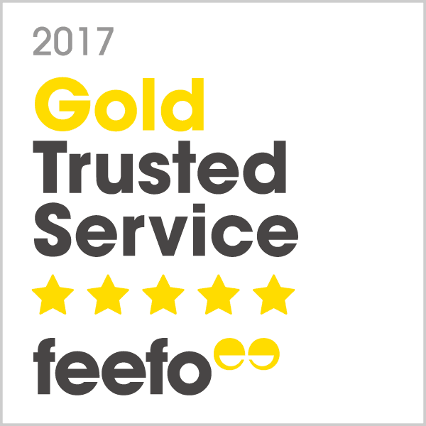 Caribbean Warehouse is a Feefo Gold Trusted Merchant
